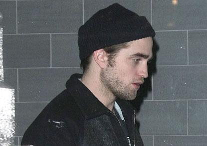 Robert Pattinson - restaurant Megu– Photos