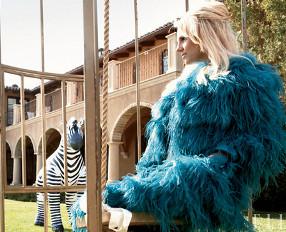 Britney Spears - Elle – Photos