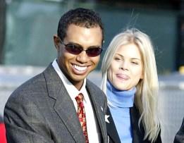 Elin Nordegren - Tiger Woods - Photos