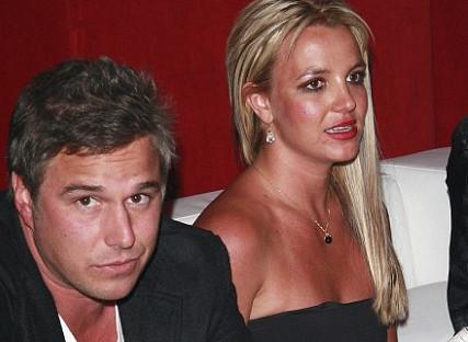 Jason Trawick -Britney Spears -Fiancés