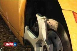 Karim Benzema – accident de voiture