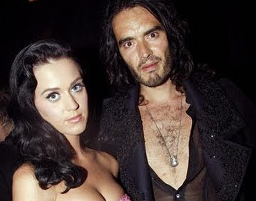 Katy Perry -Noël -Russell Brand