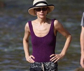 Meg Ryan - anorexique –photo1