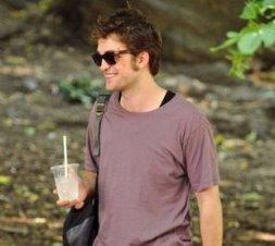 Robert Pattinson – look