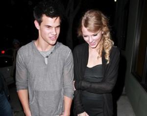 Taylor Lautner – Rupture-Taylor Swift