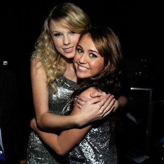 Taylor Swift -Miley Cyrus