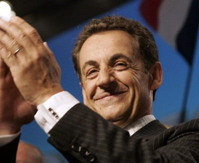 Yves Rocher - Nicolas Sarkozy