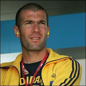 Zidane Algérie