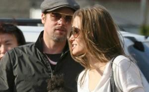 Angelina Jolie – Brad Pitt-Haïti