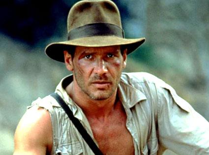 Harrison Ford – Indiana Jones