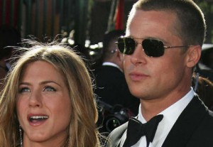 Jennifer Aniston –Snobe-Brad Pitt