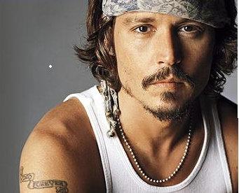 Johnny Depp –Angelina Jolie