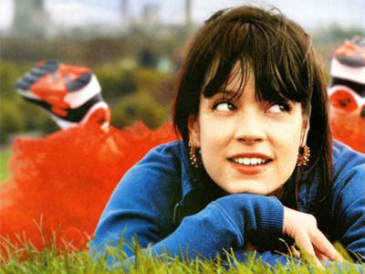 Lily Allen –Campagne anglaise