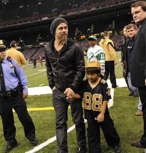 Maddox Jolie-Pitt – Brad Pitt