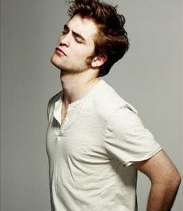 Robert Pattinson-Kristen Stewart- EW