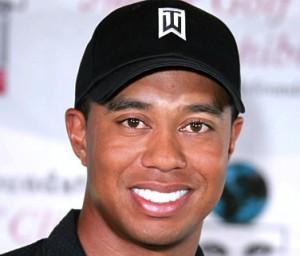 Tiger Woods -Haïti