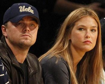 Leonardo DiCaprio Bar Refaeli fiançailles