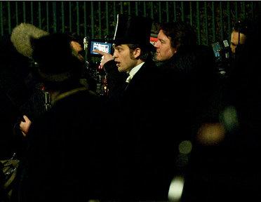 Robert Pattinson Photos inédites Bel Ami