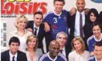 Équipe de France désastre Roselyne Bachelot