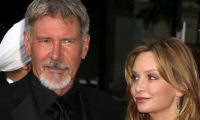 Calista Flockhart Harrison Ford mariée