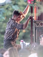 Robert Pattinson Twilight 3 il se prend pour Indiana Jones Photos