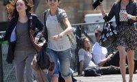 Selena Gomez toujours à Paris Photo