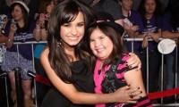 Demi Lovato Madison De La Garza