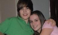 Justin Bieber Caitlin Beadles justes amis