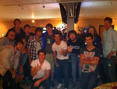 Jonas Brothers Owl City Photo