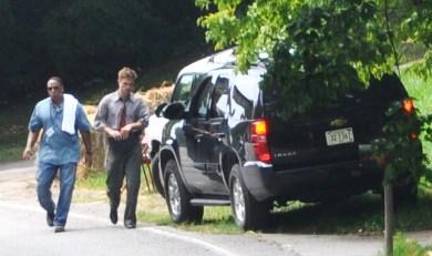 Robert Pattinson Chattanooga Photos