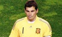 Iker Casillas Cristiano Ronaldo