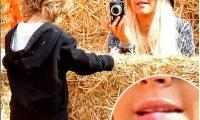 Christina Aguilera violences conjugales