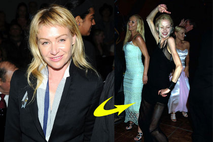Portia de Rossi anorexie Photo