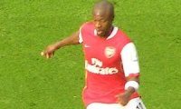 William Gallas Samir Nasri