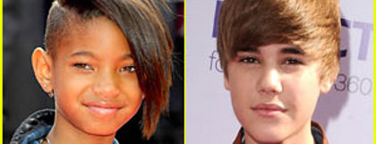 Willow Smith Justin Bieber
