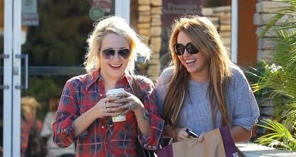 Miley Cyrus Anna Oliver