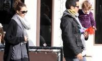 Jessica Alba sortie avec Cash Warren Photo