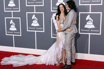 Katy Perry et Russell Brand- Un mariage ordinaire