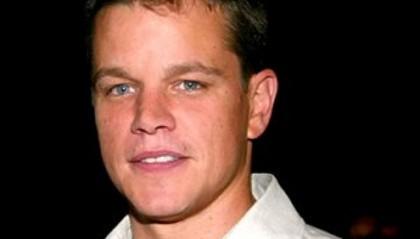 Matt Damon- Embrasser Michael Douglas c'est comme embrasser Catherine Zeta Jones