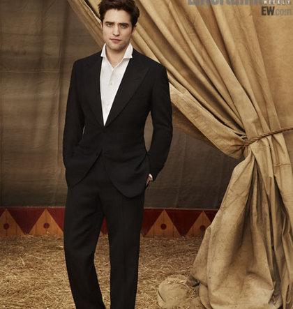 Robert Pattinson Entertainement Weekly