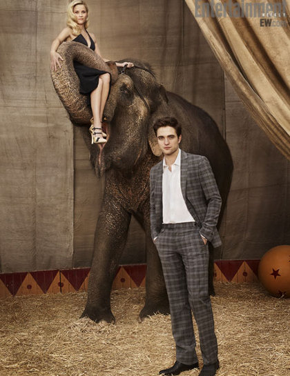 Robert Pattinson photos pour Entertainement Weekly
