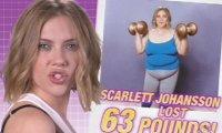 Scarlett Johansson et Jessica Alba- Découvrez leur régime miracle en vidéo