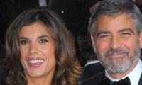 George Clooney et Elisabetta Canalis- En froid à cause des photos de nu