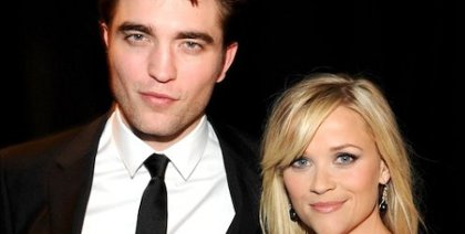 Reese Witherspoon Robert Pattinson