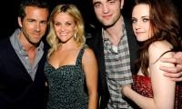 Robert Pattinson et Kristen Stewart- Ryan Reynolds et Reese Witherspoon