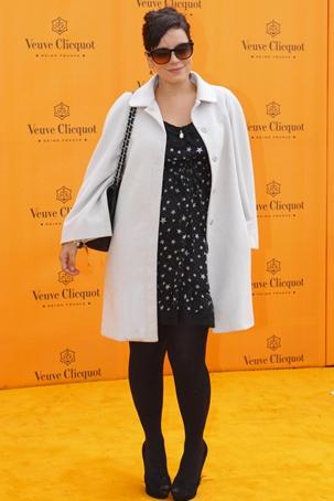 Lily Allen rondeurs Londres