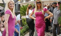 Paris Hilton enceinte de Todd Phillips