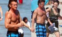 Sean Penn présente sa copine Stacey Koplin