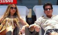 Charlie Sheen et Brooke Mueller- leur retour ensemble démenti