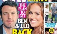 Jennifer Lopez fait les yeux doux à Ben Affleck